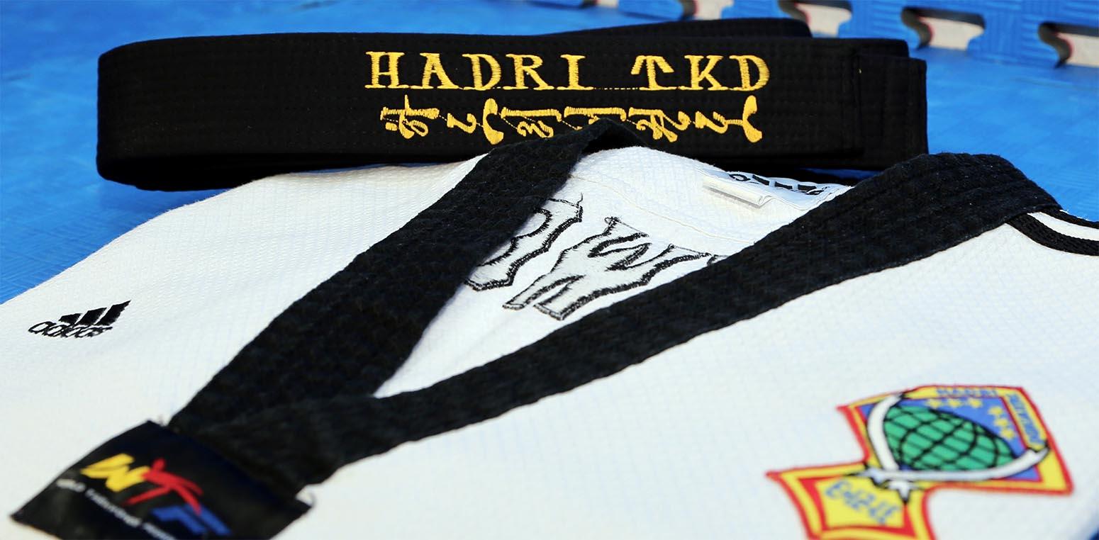 Black Belt and beyond